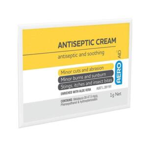 Antiseptic Cream Sachets -1g