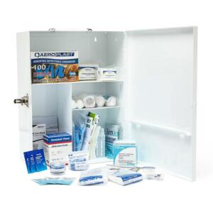 Commercial First Aid Kit-Large open