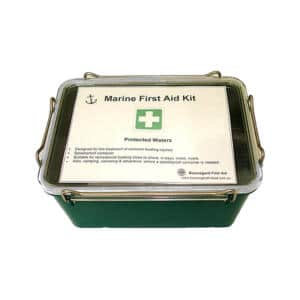 Marine Protected Waters First Aid Kit