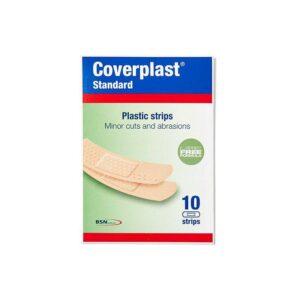 Plastic Dressing Strips 10pack