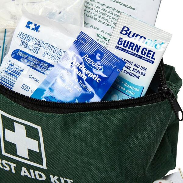 School Yard Duty First Aid Kit-closeup